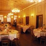 Sala per pranzi di nozze