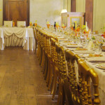 Sala del palazzo storico