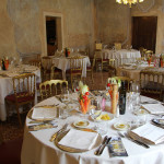 Salone per pranzi di nozze