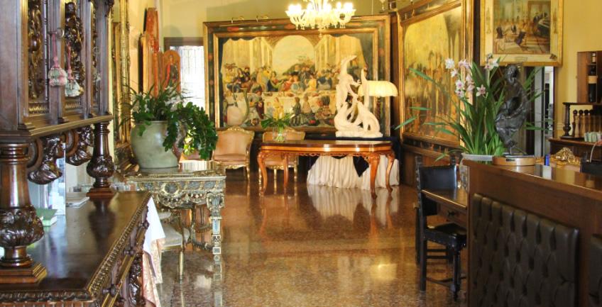 Salone dei Dogi - Palazzo Baretta