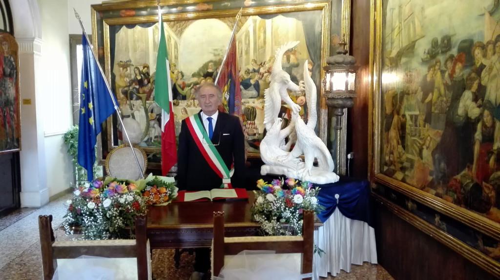Celebrazione di matrimoni con rito civile - Palazzo Baretta